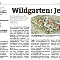 Wildgarten – jetzt wird fix gebaut - Bild