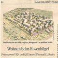 """""""Wohnen beim Rosenhügel"""" - Bild"""