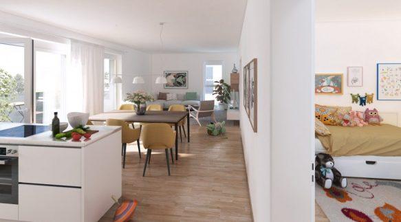 Finden Sie Ihre <br>perfekte Wohnung</br> - Bild