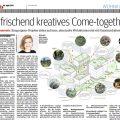 Erfrischend kreatives Come-Together - Bild