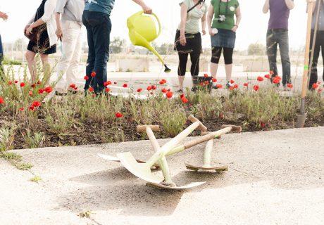 <p>Gemeinsam Planen – das Nachbarschaftszentrum</p>  - Bild