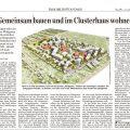"""""""Gemeinsam bauen und im Clusterhaus wohnen"""" - Bild"""