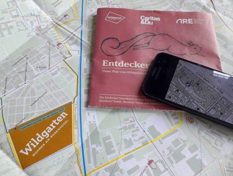 Entdecker*innenkarte Online